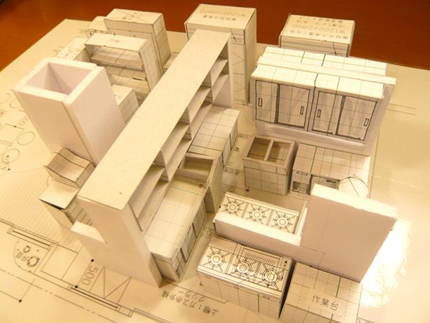 香川デザイン模型