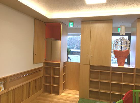 大阪保育園リフォーム 香川デザインの工事事例