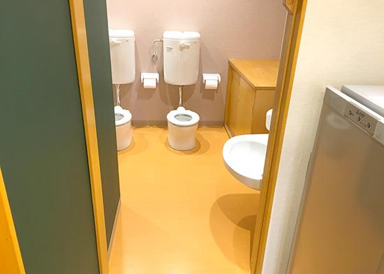 保育園トイレ工事 香川デザインの工事事例